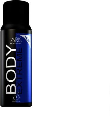 Aris Body Extreme Deodorant Spray  -  For Men