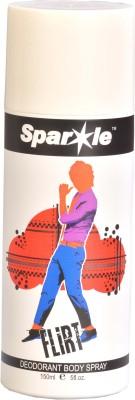 Sparkle Flirt Body Spray  -  For Men