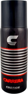 Carrera Emotion Deodorant Spray  -  For Men