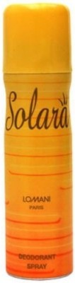 Lomani Solara Deodorant Spray  -  For Women