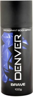 Denver Brave Body Spray - For Men(100 g)