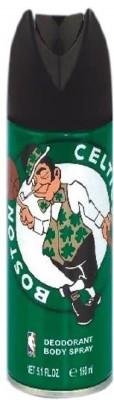 NBA Celtics Body Spray  -  For Boys, Men