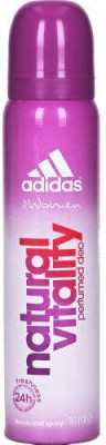 Adidas Natural Vitality Perfume Body Spray - For Women(150 ml)