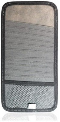 AutoSun Car 12 Compartments Cloth CD Organizer