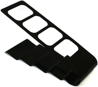 Ibs Stand 4 Compartments Plastic Remote Holder