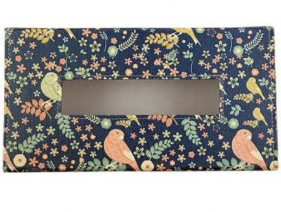The Crazy Me 1 Compartments Eco-Friendly leatherette Tissue Box Holder