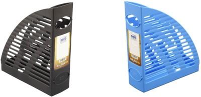 Solo Corporate Series 1 Compartments Plastic Magazine Holder