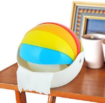 Saleh 1 Compartments Plastic Tissue Holder