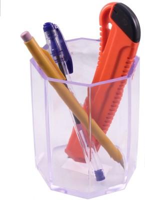 Kebica Executive 1 Compartments Plastic Pen Holder