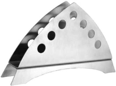 Zain 3651 1 Compartments Stainless Steel Napkin Holder