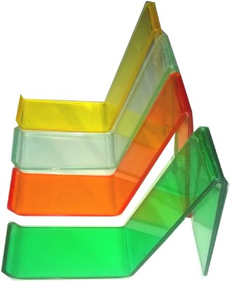 RASPER 1 Compartments Acrylic Shoe Display Stand