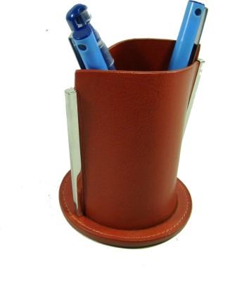 Essart 1 Compartments Wooden Pen Holder