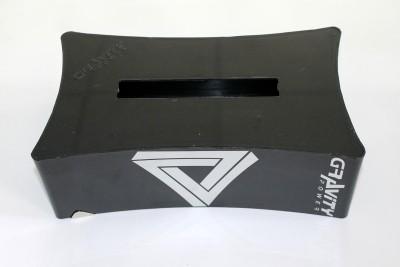Gravity Power Signature 1 Compartments Plastic Tissue Paper Holder