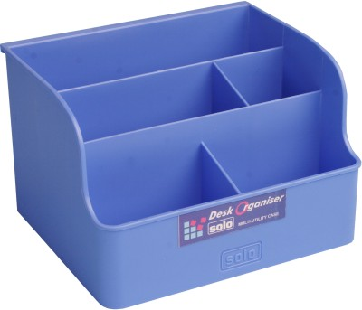 Solo 5 Compartments Multipurpose Tray (Set of 3)