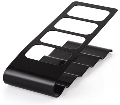 Goodbuy 4 Compartments metal Remote Stand