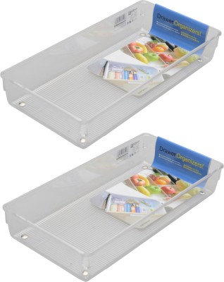 Mabalo KI33 1 Compartments Plastic Drawer Organiser