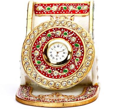 Aapno Rajasthan Designer 1 Compartments Marble Mobile Holder