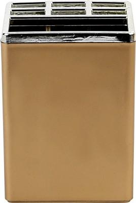 Dingguagua 2 Compartments PLASTIC PEN STAND