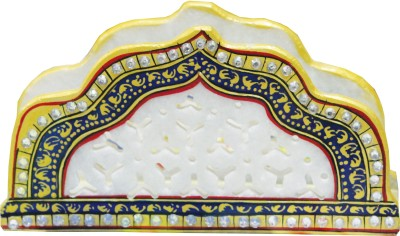 SR Crafts 1 Compartments Marble Tissue Holder
