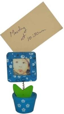 ShopnGift Memo 1 Compartments Wood Letter Holder