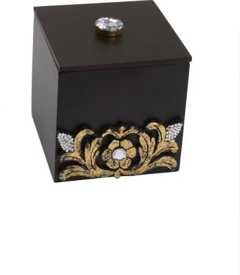 Aradhana Arts Trendy 1 Compartments Wood Utility Decoratives