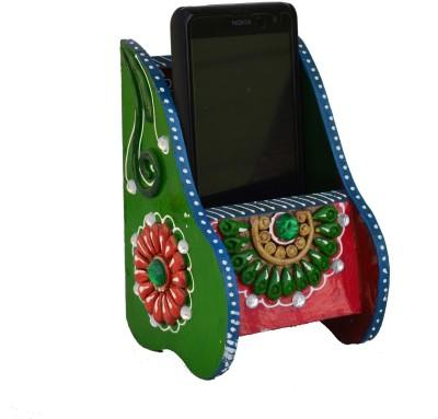 eCraftIndia ESR008 1 Compartments Papier-Mache Mobile Holder