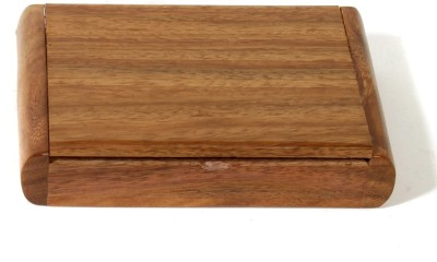 Home Sparkle 1 Compartments Wood Box