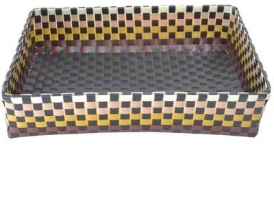Shraddha Collections multipurpose 1 Compartments Plastic Tray