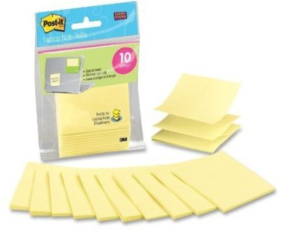 Post-It 0 Compartments Paper Sticky-Notes