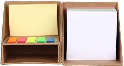 Tronica 2 Compartments Paper Notes & Pad