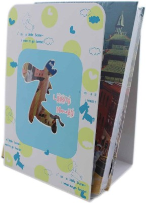 Tootpado Little Horse 1 Compartments Metal Book end