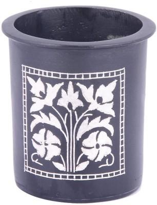Sheela's Arts&Crafts SH0757 1 Compartments Metal Pen Stand