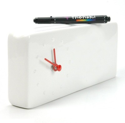 GeekGoodies Desk Clock Plastic Desk Clock