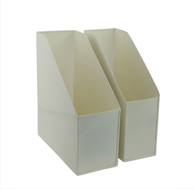 Elan File Holder 2 Compartments Metal File Racks