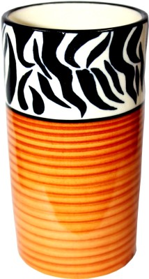 Odisha Bazaar 1 Compartments Ceramic Letter holder/ Pen stand