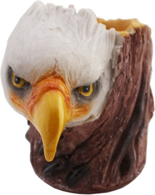 Tootpado 1 Compartments Resin Eagle Bird Design PenStand