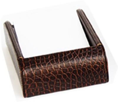 Knott BLU/SL 1 Compartments Artificial Croco Print Leather slip holder