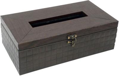 Royaldeals 1 Compartments Polypropylene Tissue Holder