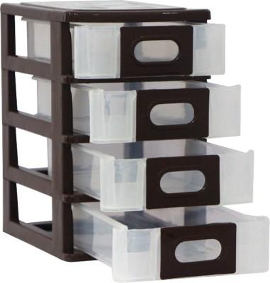 Hanbao 4 Compartments Plastic Tray