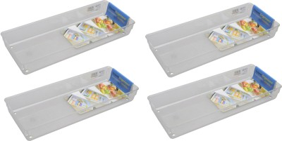 Mabalo KI34 1 Compartments Plastic Drawer Organiser