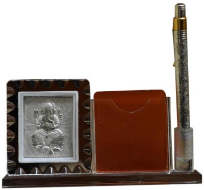 Ufc Mart Ufc1hcf565 1 Compartments Glass Mobile And Pen Stand