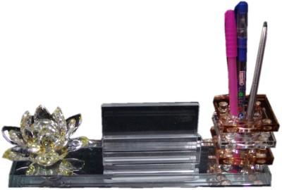 Odisha Bazaar 1 Compartments Glass Pen holder