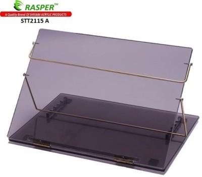 Rasper Acrylic Table Top Elevator 1 Compartments Acrylic Reading Desk