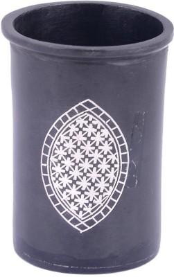 Sheela's Arts&Crafts SH0821 1 Compartments Metal Pen Stand