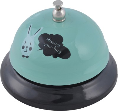 Dolphin Designer 1 Compartments Metal, Plastic Call Bell