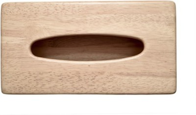 Lignum 1 Compartments Wood Tissue Holder