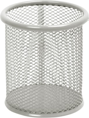 Priya Exports 1 Compartments Mesh Pen Holder