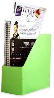Indha Craft IC Recycled Paper 1 Compartments Card Board Magazine Holder