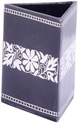 Sheela's Arts&Crafts SH0737 1 Compartments Metal Pen Stand