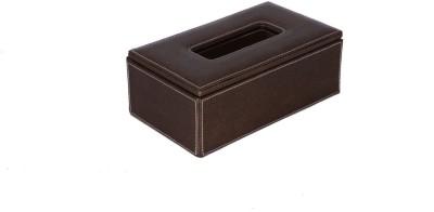 RexArt 1 Compartments Leatherite Tissue Box